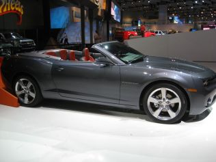 2011 Chevy Camera Convertible