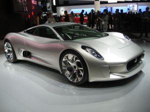 2011 JAG Concept Car