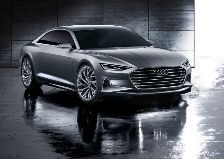 Audi's latest concept: prologue