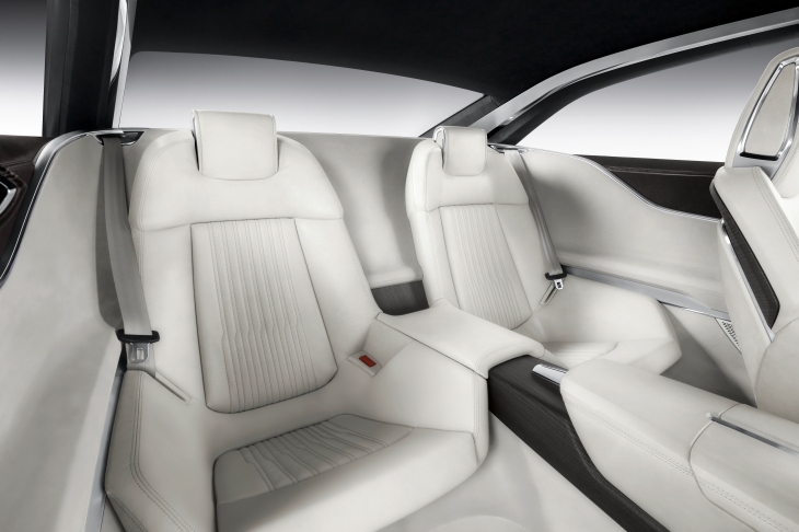 Audi prologue interior
