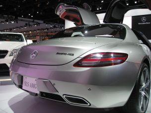 SLS AMG 2010 3