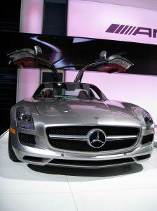 SLS AMG 2010