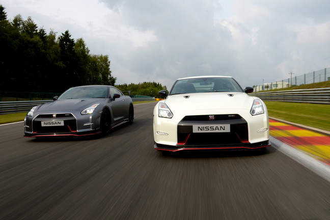 Nissan GT-R NISMO Photo credit: Nissan