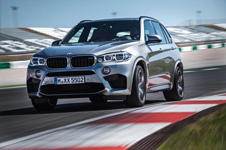 X5 M.  Photo credit BMW