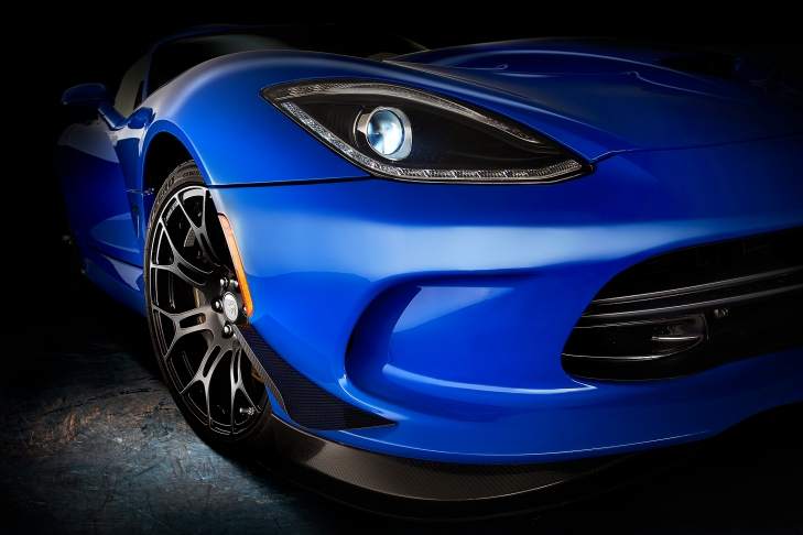 Dodge Viper GTC Photo Credit: Fiat Chrysler Automobiles