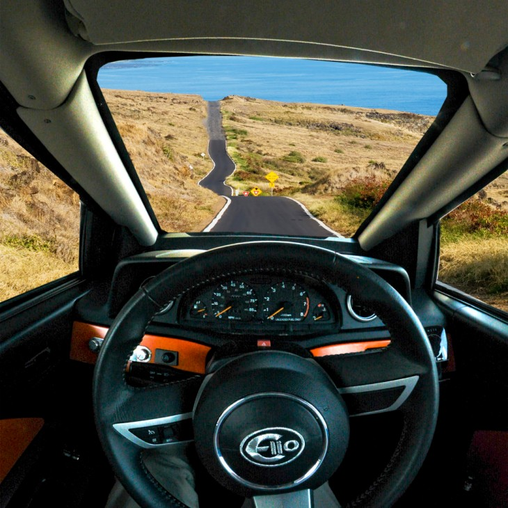 Elio Interior Photo Credit: Elio Motors