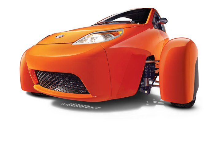 The Elio Photo Credit: Elio Motors