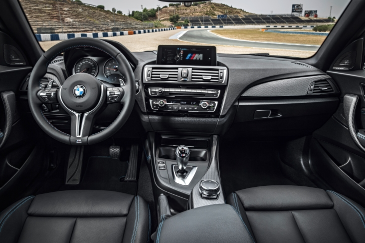 M2 Interior Photo Courtesy of BMW GROUP ©BMW GROUP