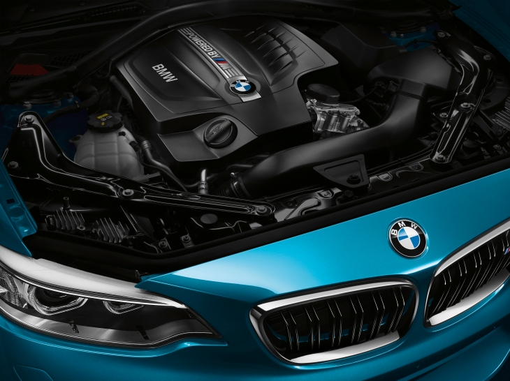 M2 Engine Photo Courtesy of BMW GROUP ©BMW GROUP
