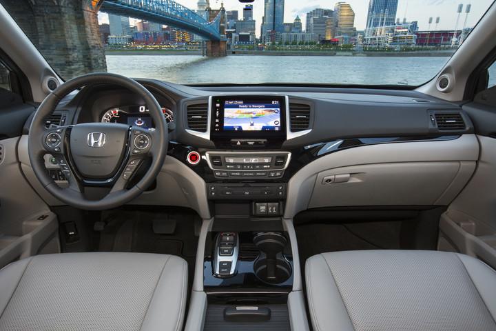2016 Honda Pilot 4
