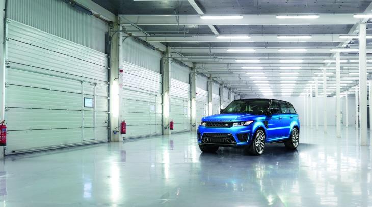 Range Rover SR 7