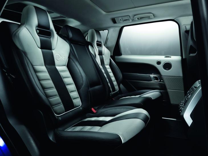 Range Rover SVR Interior2